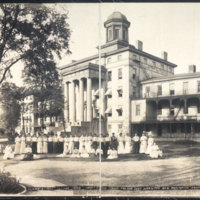 Indiana State School for the Deaf Alumnae Reunion, 1908