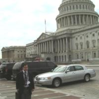 Mark Hublar in Washington, D.C.