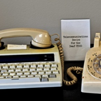 Telecommunications Device for the Deaf (TDD)<br /><br />