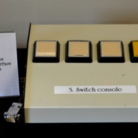 Prototype Switch Interface Console<br /><br />