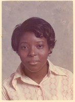 Betty Williams in Junior High School