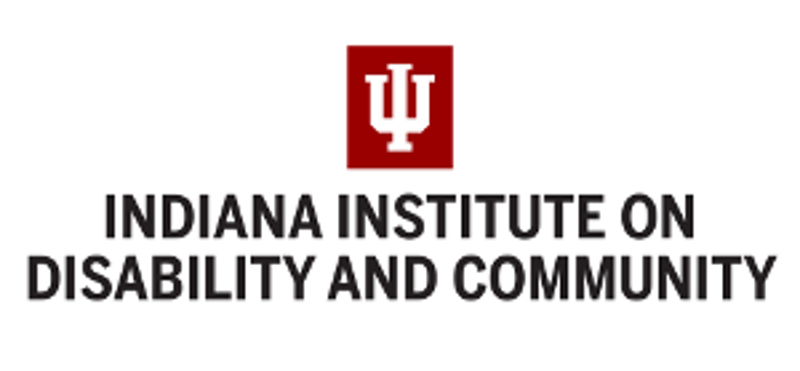 logo of the Indiana Institute on Disability and Community>